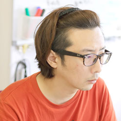 金森貴志氏
