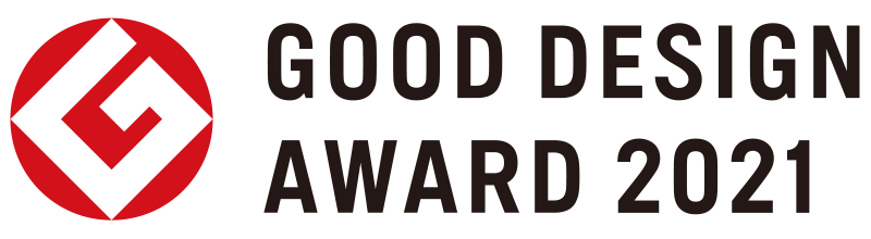 GOOD DESIGN AWARD 2021