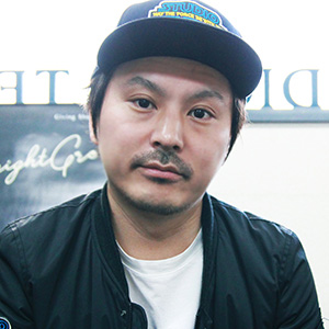 塚本啓太氏