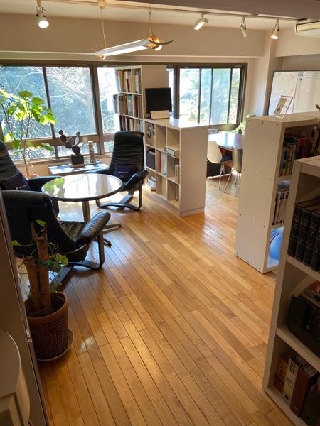 事務所内風景「株式会社ドゥイング」のPR画像
