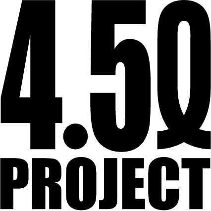 「4.5liter Project」のロゴ
