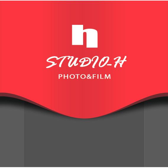 「STUDIO-H」のロゴ