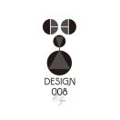 「Design008」のロゴ