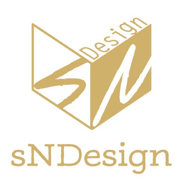 「sNDesign」のロゴ