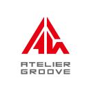 「株式会社アトリエグルーヴ」のロゴ