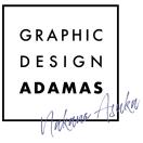 「ADAMAS」のロゴ