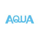 「株式会社AQUA」のロゴ