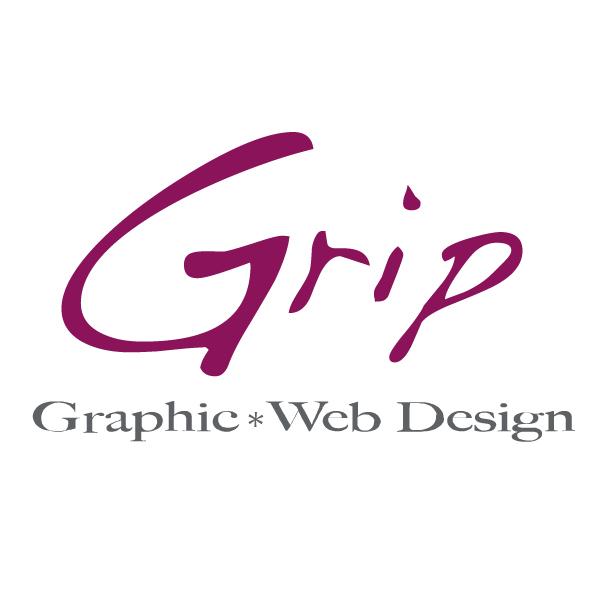 「株式会社グリップ」のロゴ