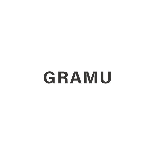 「GRAMU」のロゴ