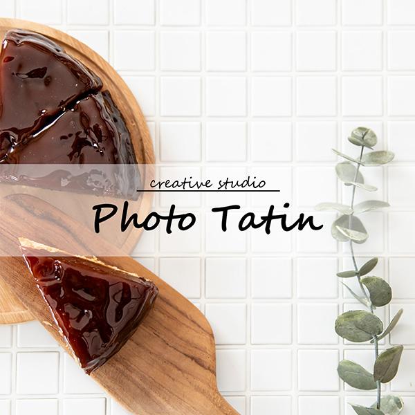 「Photo Tatin」のロゴ