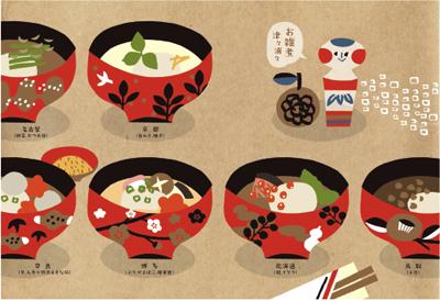 カレンダー「日比野尚子(オカダデザイン)」のPR画像