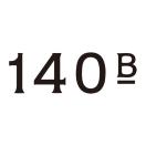 「株式会社140B」のロゴ