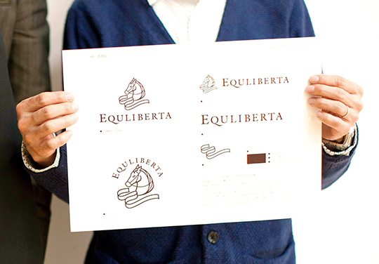 EQULIBERTAロゴ