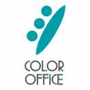 「有限会社カラーオフィス」のロゴ