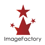 「有限会社イメージファクトリー」のロゴ