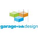 「ガレージインクデザイン」のロゴ