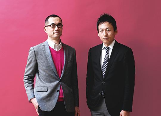 中島公次氏、松井邦彦氏
