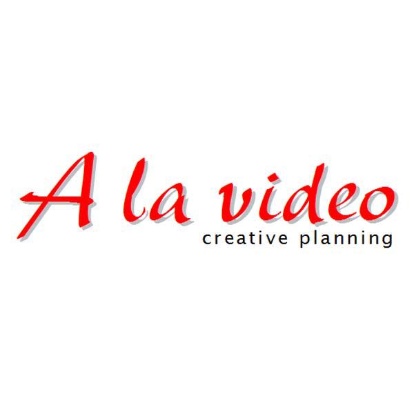 「アラビデオ」のロゴ