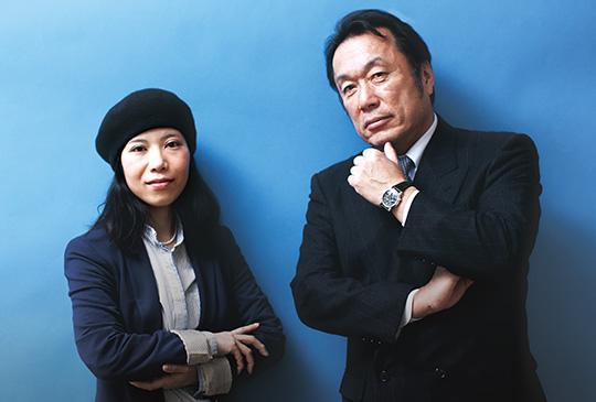 鷺本晴香氏、武田清孝氏