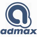 「アドマックス株式会社」のロゴ