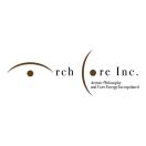 「株式会社アーチ・コア インコーポレーテッド」のロゴ