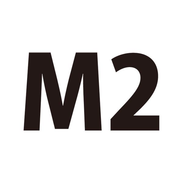 「株式会社エムツーインターフェイス研究所」のロゴ