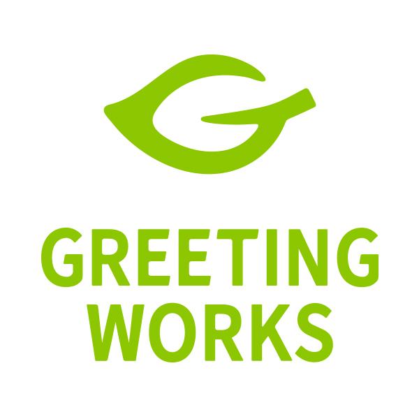 「株式会社グリーティングワークス」のロゴ