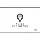 「有限会社アライルエンジニアズ」のロゴ