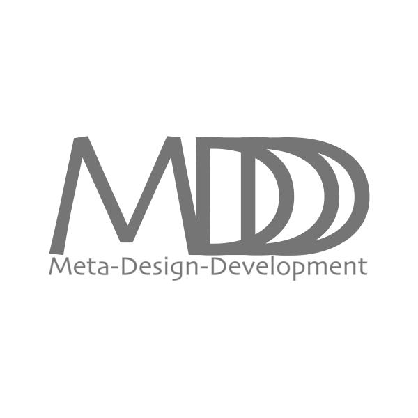 「株式会社Meta-Design-Development」のロゴ