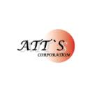 「アッツコーポレーション」のロゴ