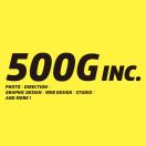 「株式会社500G」のロゴ