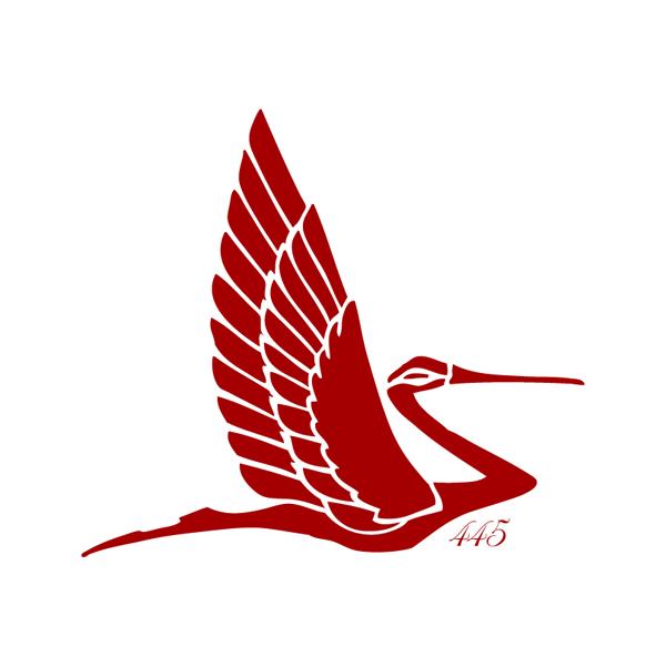 「鶴見佳子」のロゴ