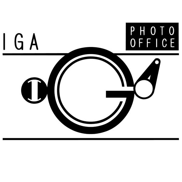 「伊賀写真事務所」のロゴ