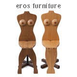 「eros furniture」のロゴ