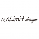 「unLimit.design」のロゴ