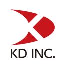 「有限会社ケイ・ディー」のロゴ
