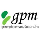 「株式会社グリーンピース・マニュファクチュア」のロゴ