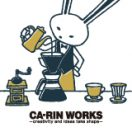 「CA-RIN WORKS」のロゴ