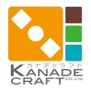 「株式会社カナデクラフト」のロゴ