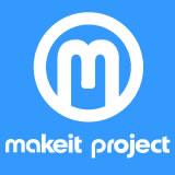 「メイクイットプロジェクト」のロゴ