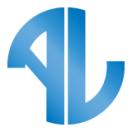 「アサヒラベル株式会社」のロゴ