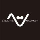 「クリエイティブルーム・ベン」のロゴ