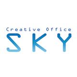 「クリエイティブオフィススカイ」のロゴ