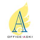 「青木事務所」のロゴ