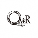 「OVER:design」のロゴ