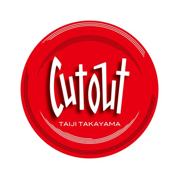 「カットアウト」のロゴ