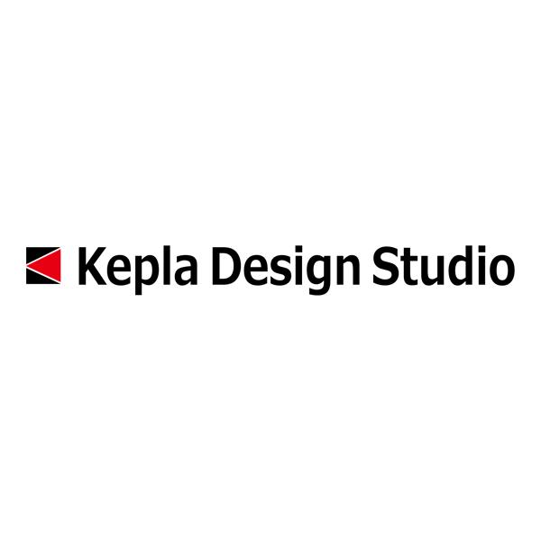 「有限会社ケプラデザインスタジオ」のロゴ