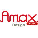 「Amax.」のロゴ