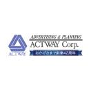 「アクトウエイ株式会社」のロゴ