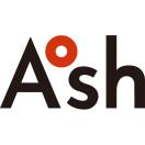 「株式会社アッシュ」のロゴ